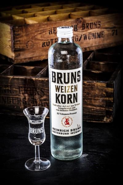 Bruns Weizenkorn 1,0 l