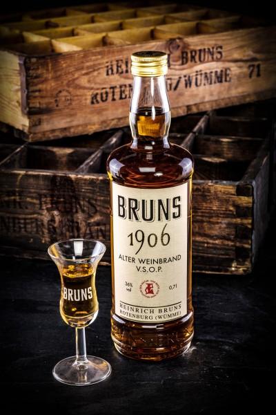 Bruns Weinbrand 1906 VSOP